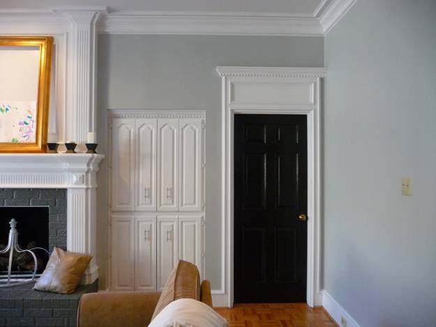 Why You Should Paint Your Interior Doors Black
