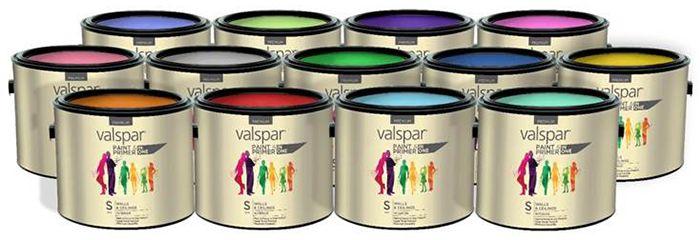 Valspar Paint Products logo
