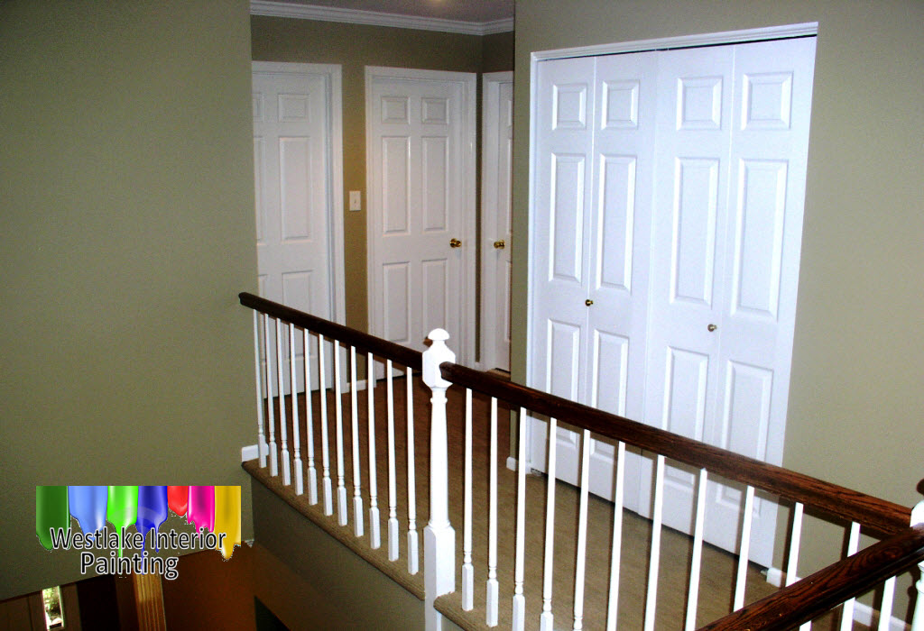 painted hallway 11