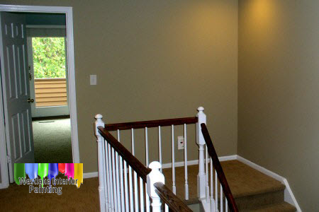 painted hallway 12